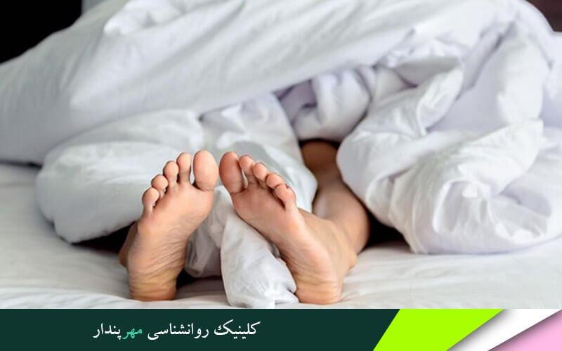 سندرم پاهای بیقرار چیست؟