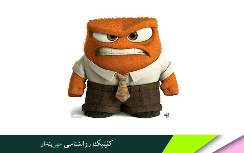 مدیریت خشم - بخش دوم